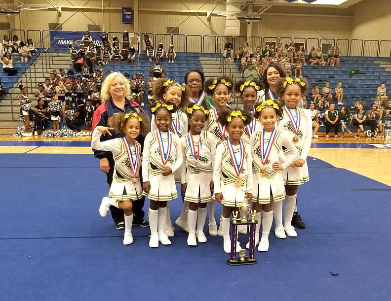 State PAL Cheerleading Competation 2018