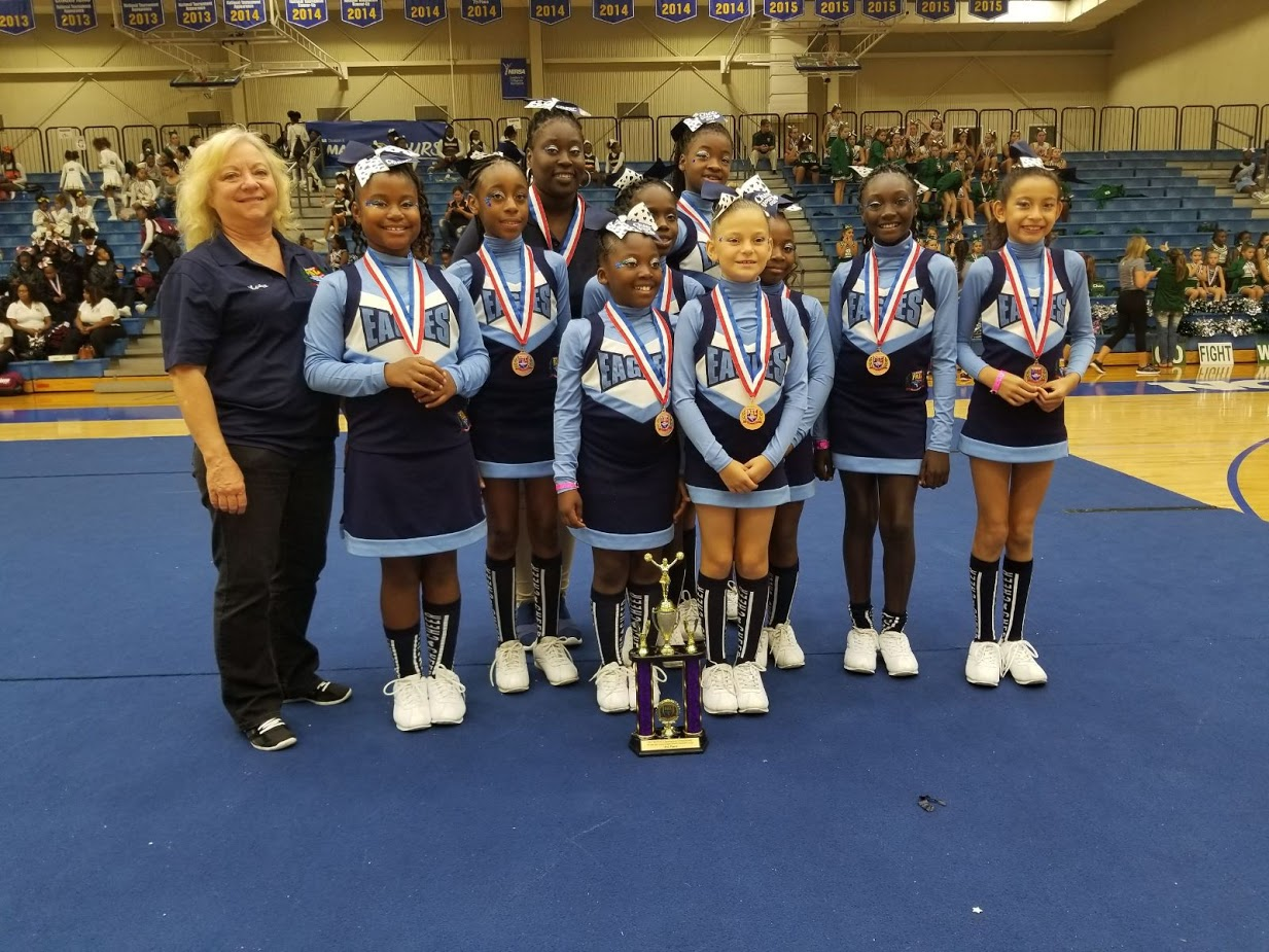 PAL Annual Cheerleading Competition